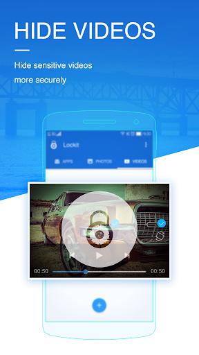 LOCKit - App Lock, Photos Vault, Fingerprint Lock screenshot 3