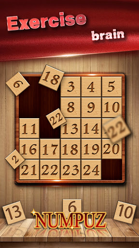 Numpuz: Classic Number Games, Free Riddle Puzzle screenshot 13