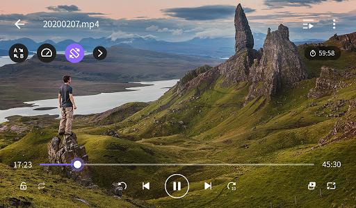KMPlayer - All Video Player & Music Player screenshot 9