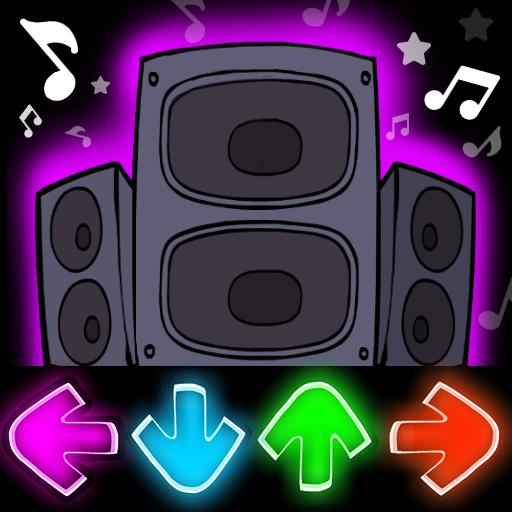 Batalla musical de FNF: Mod original icon