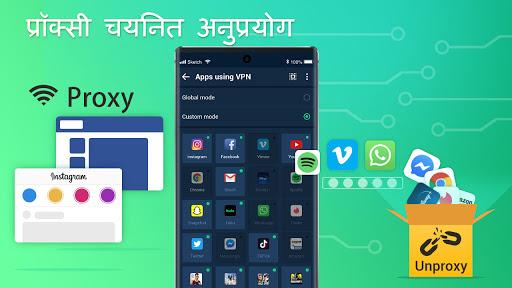 XY VPN - फ्री, सिक्योर, अनब्लॉक, सुपर, हॉटस्पॉट स्क्रीनशॉट 6