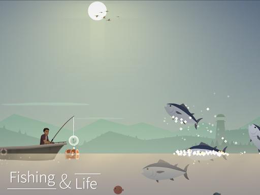 Fishing and Life 11 تصوير الشاشة