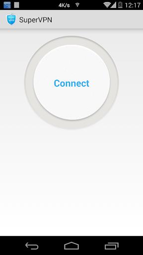 SuperVPN Free VPN Client 1 تصوير الشاشة