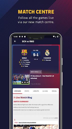 FC Barcelona Official App 5 تصوير الشاشة