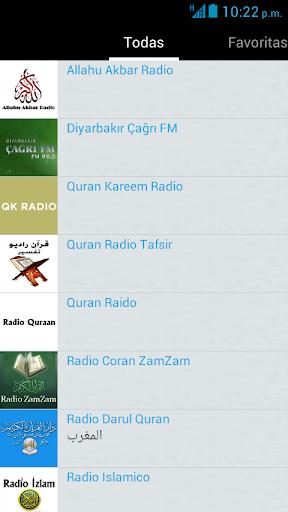 راديو الإسلام 2 تصوير الشاشة