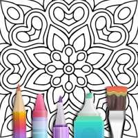 Mandala Coloring Book on APKTom