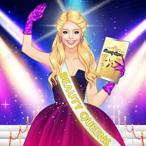 Beauty Queen Dress Up - Star Girl Fashion icon