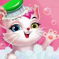 🐱🐱Cute Kitten - Unique 3D Virtual Pet on 9Apps