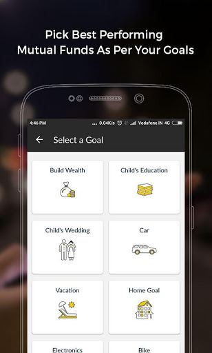 Angel BEE - Mutual Funds, SIP, Financial Planner 5 تصوير الشاشة