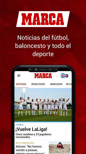 MARCA - Diario Líder Deportivo screenshot 1