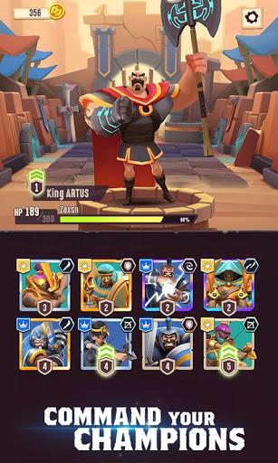 Triumph of Legends screenshot 3