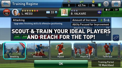 PES CLUB MANAGER 4 تصوير الشاشة