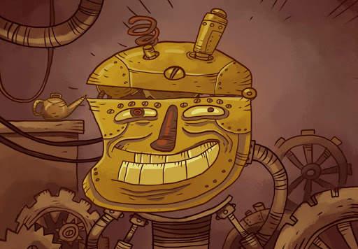 Troll Face Quest Classic screenshot 6