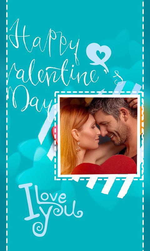 Valentines Day Photo LWP 6 تصوير الشاشة