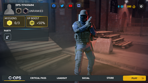 Critical Ops: Multiplayer FPS screenshot 6