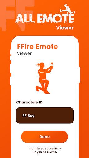 FFEmotes | Dances & Emotes Battle Royale screenshot 1