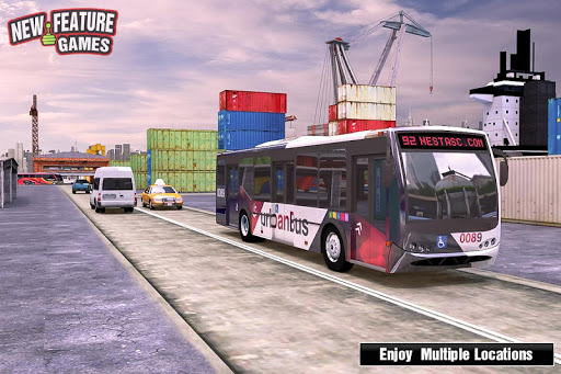 Super Bus Arena: Modern Bus Coach Simulator 2020 screenshot 19