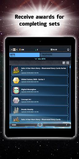 Star Wars™: Card Trader by Topps® 16 تصوير الشاشة
