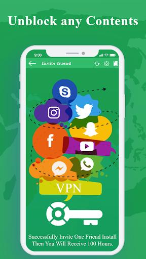 VPN Master 5 تصوير الشاشة