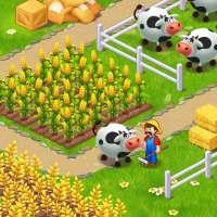 Farm City: Farming & City Building on 9Apps