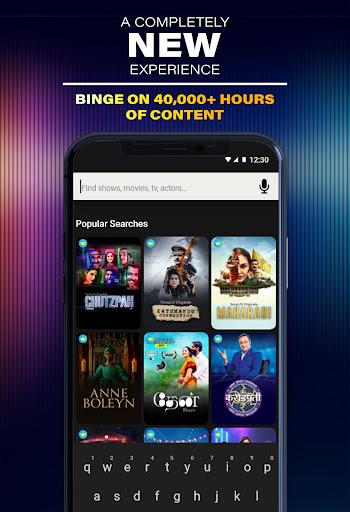 SonyLIV: Originals, Hollywood, LIVE Sport, TV Show screenshot 6