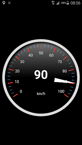 Speedometer analog, digital with odometer and HUD screenshot 1