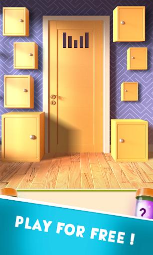 100 Doors Puzzle Box 3 تصوير الشاشة