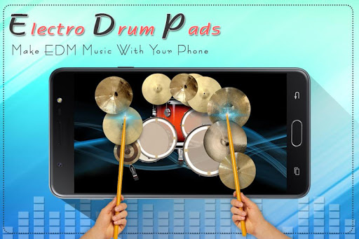 Electro Music Drum Pads: Real Drums Music Game screenshot 5