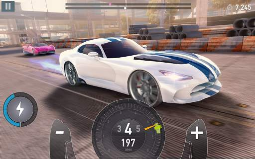 Top Speed 2: Drag Rivals & Nitro Racing screenshot 6