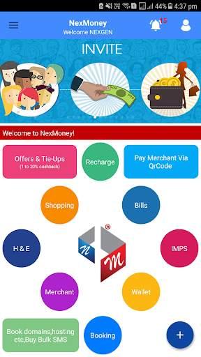 NexMoney App Wallet: Innovative Ways Of Earning... screenshot 3