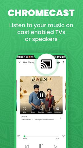 Raaga Hindi Tamil Telugu songs videos and podcasts screenshot 11