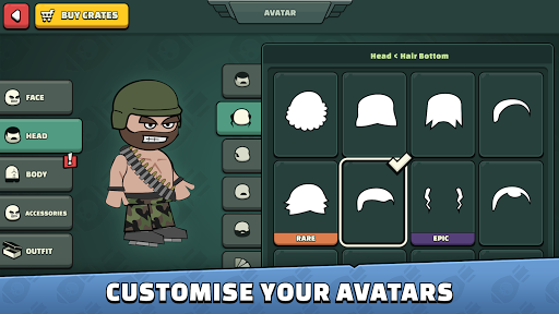 Mini Militia - Doodle Army 2 screenshot 4