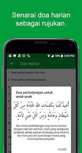 Waktu Solat Malaysia - Kiblat, Azan, Doa screenshot 6