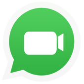 Video Calling for whatsap أيقونة