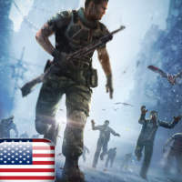 Game Offline: DEAD TARGET- Zombie Game Perang on 9Apps