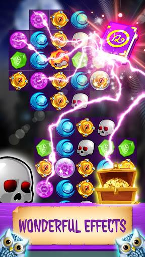 Magic Jewels: New Match 3 Games 3 تصوير الشاشة