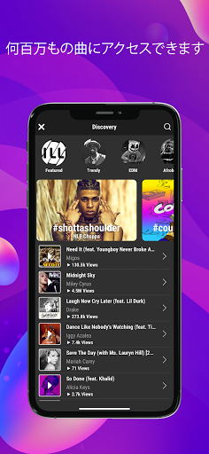 Triller:ソーシャルビデオプラットフォーム screenshot 1