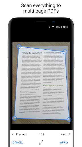 PDF Reader - Sign, Scan, Edit & Share PDF Document screenshot 6