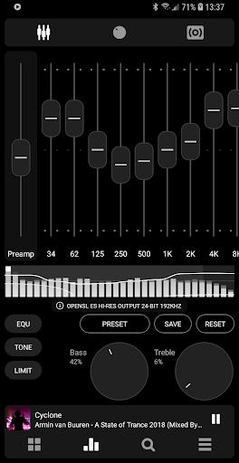 Poweramp Music Player (Trial) screenshot 4