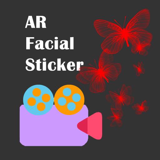 AR (Augmented Reality) Photo Sticker icon