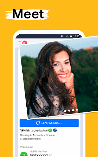 QuackQuack Dating App in India – Meet, Chat, Date screenshot 2
