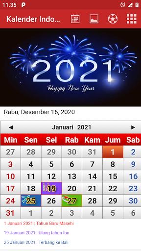 Kalender Indonesia screenshot 1