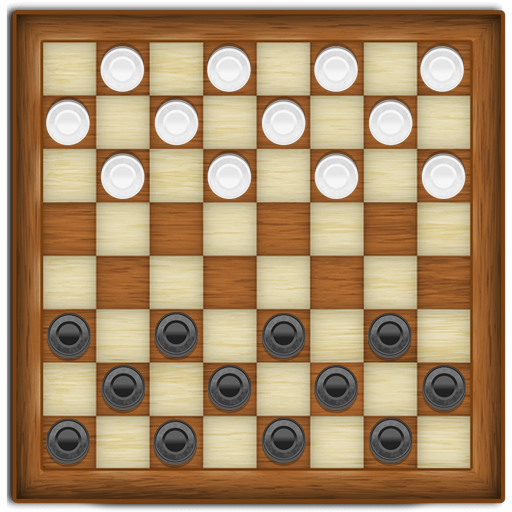 Checkers free : Draughts game icon