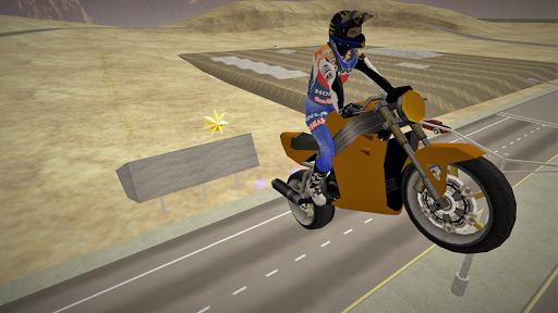 Fast Motorcycle Driver Extreme 4 تصوير الشاشة