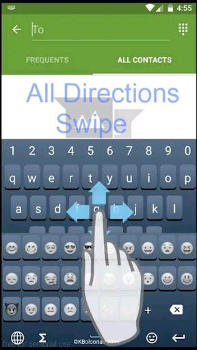 Farsi Keyboard screenshot 1
