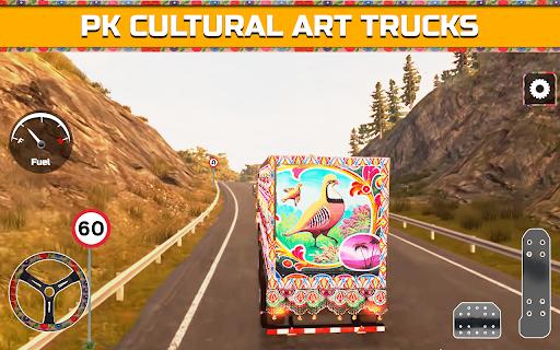 PK Cargo Truck Transport Game 2018 screenshot 7