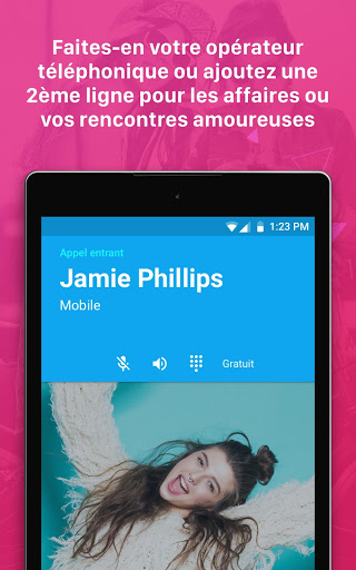 Nextplus SMS Gratuits   Appels screenshot 19
