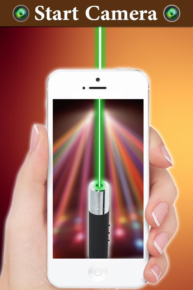 Laser 1000 Beams Funny Prank screenshot 5