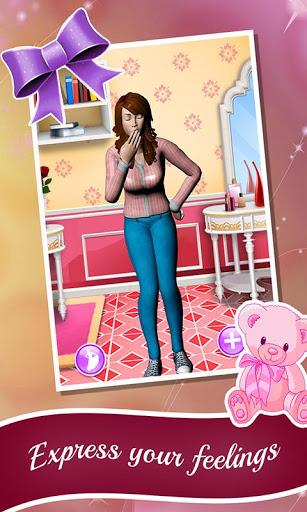 Naughty Girlfriend :pseudo app screenshot 4