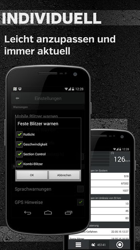Blitzer.de screenshot 3